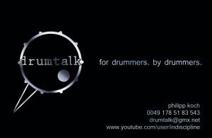 drumtalk_VCARD